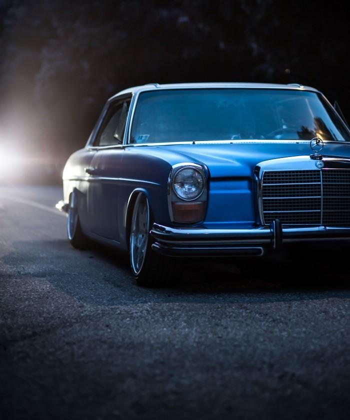Alejandro's Benz-1
